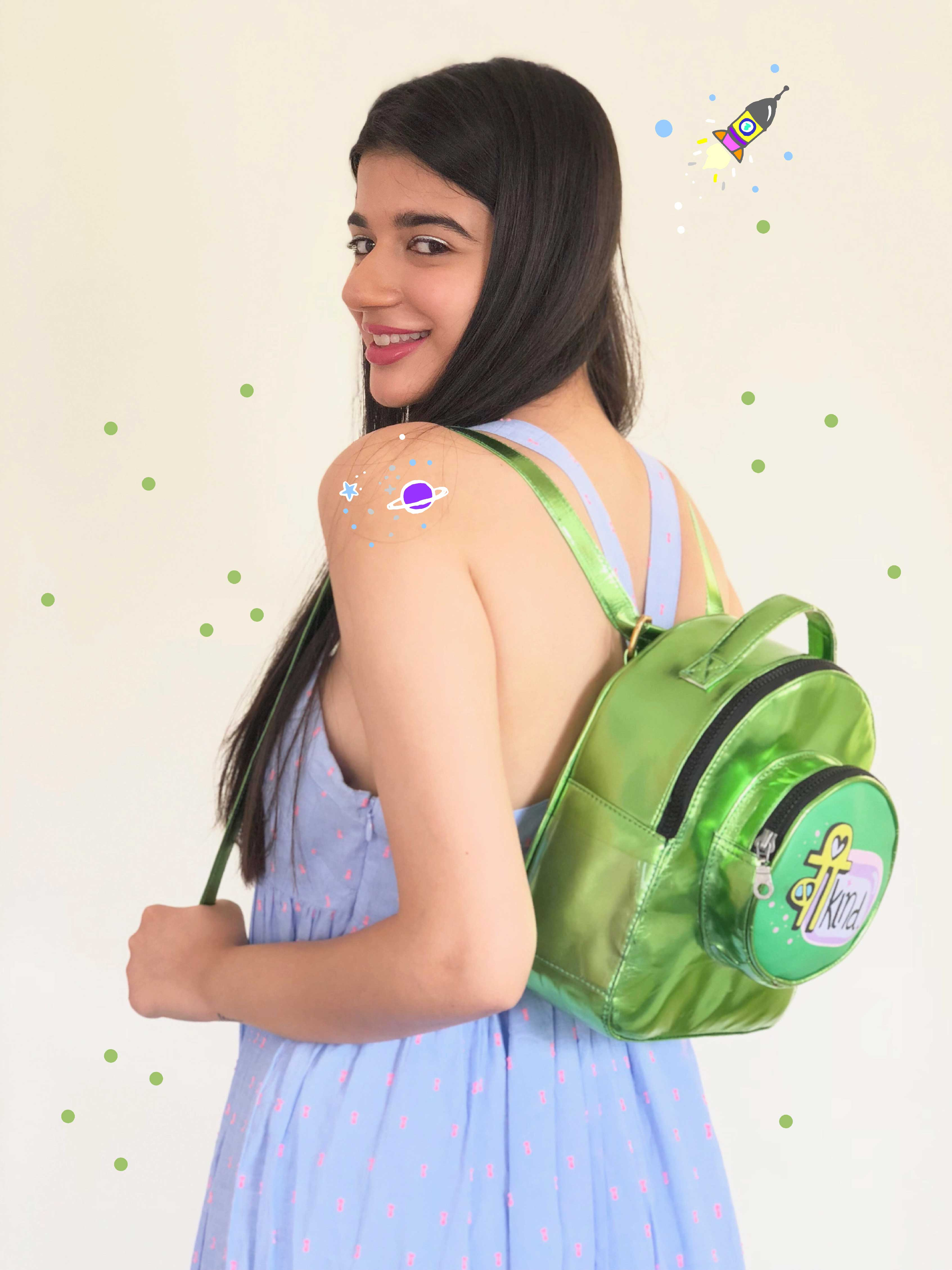 SUBMARINE BACKPACK - BUTTERCUP