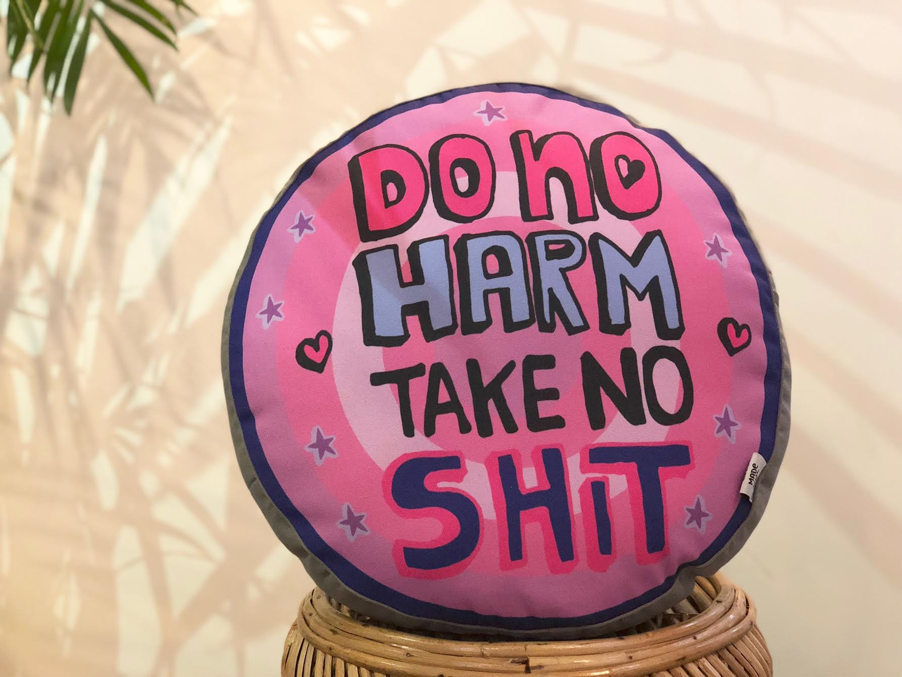 DO NO HARM CUSHION