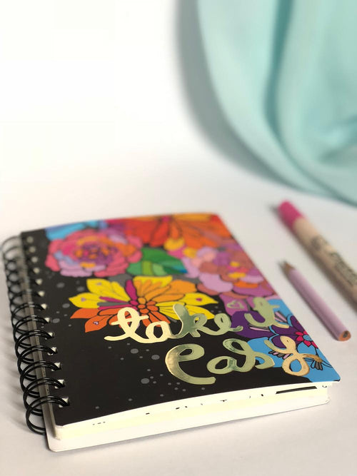 EASY GOLD JOURNAL