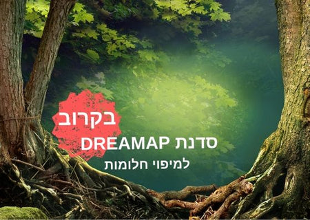 סדנת מיפוי חלומות DREAM MAP