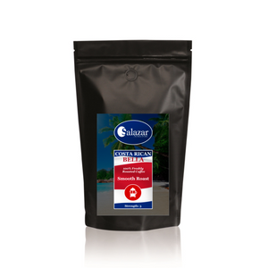 Fresh Costa Rican Coffee: Bella - Smooth Roast - Salazar Coffee