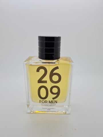 2609 50ml - Tahoor Fragrances