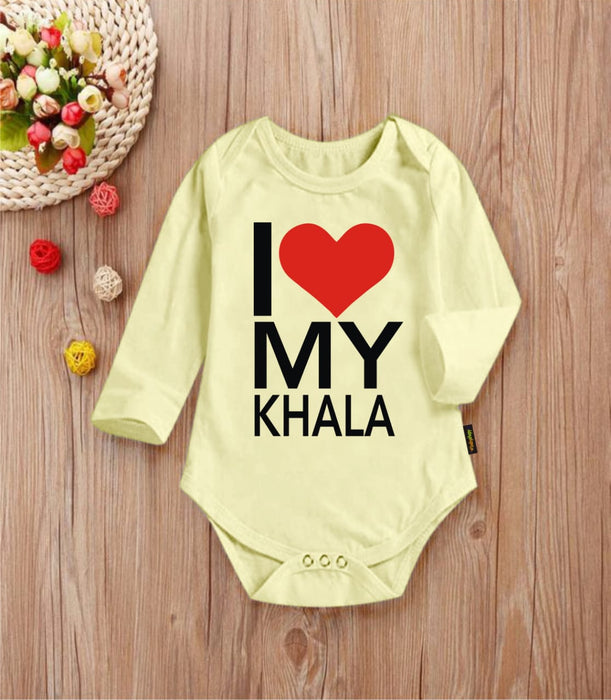 I love my khala