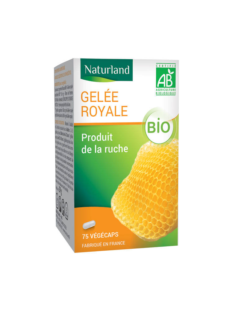 Royal Jelly (75 capsules)