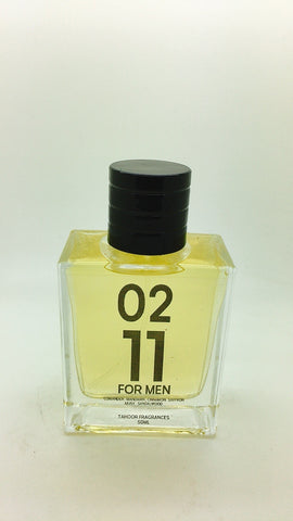 0211 50ml - Tahoor Fragrances