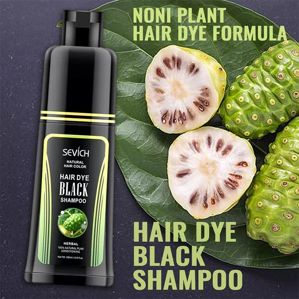 5 Minute Black Hair Shampoo (250ml)