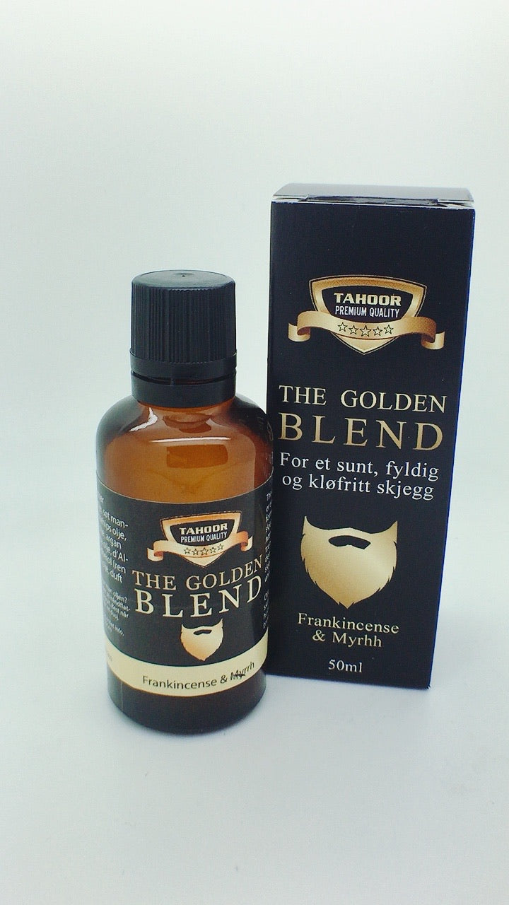 Beard oil - Frankincense & Myrrh (50ml)
