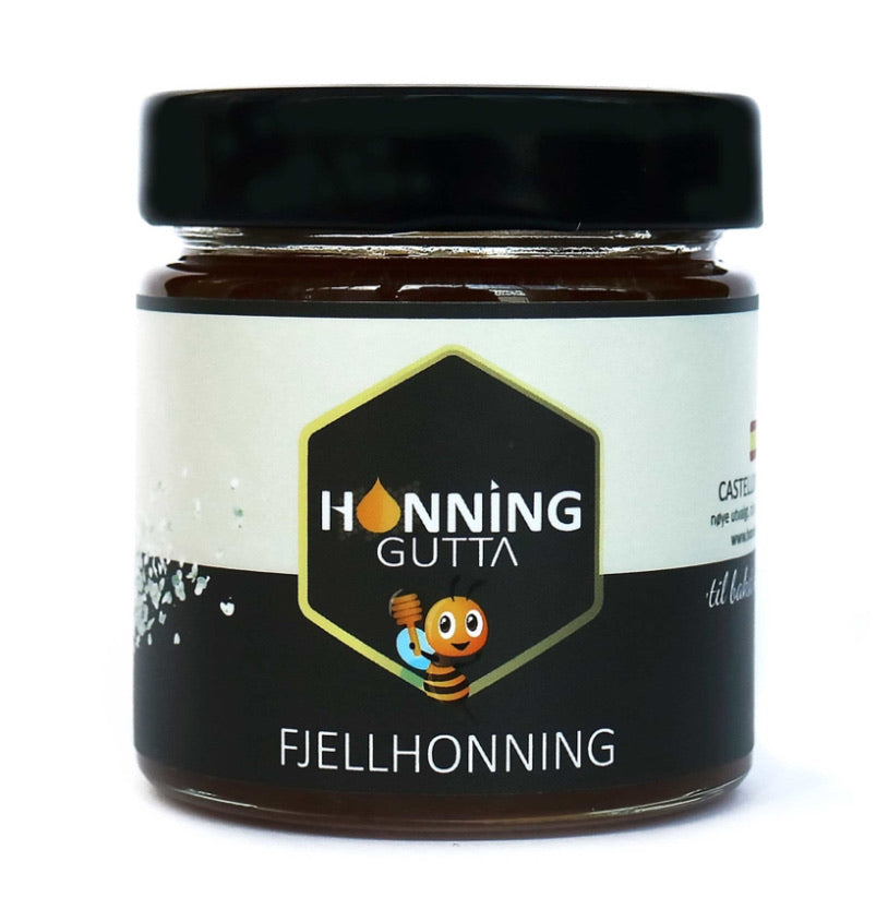 Mountain Honey (250g)