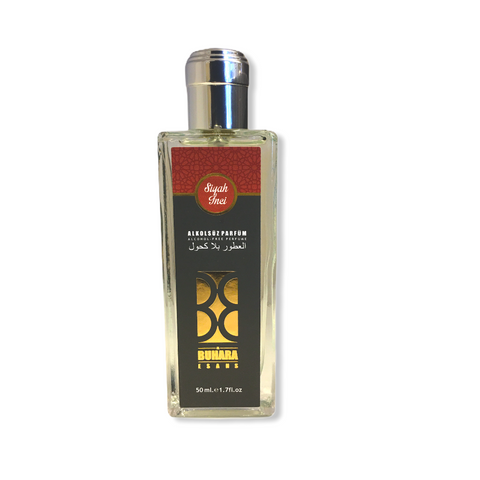 Siyah Inci (Alcohol Free) 50ml - Buhara