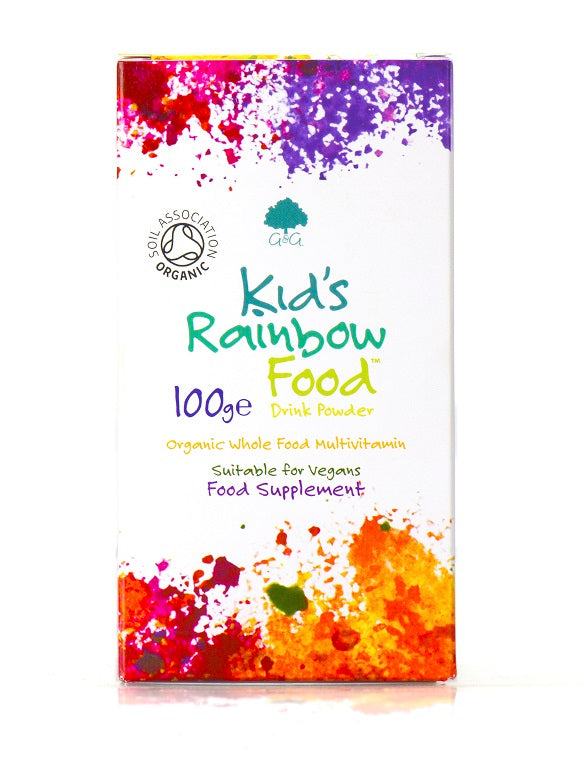 Kids Rainbow Food drikkepulver for barn over 4 år - (100g)