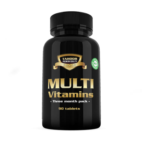 MultiVitamin - One a day (90 tablets)