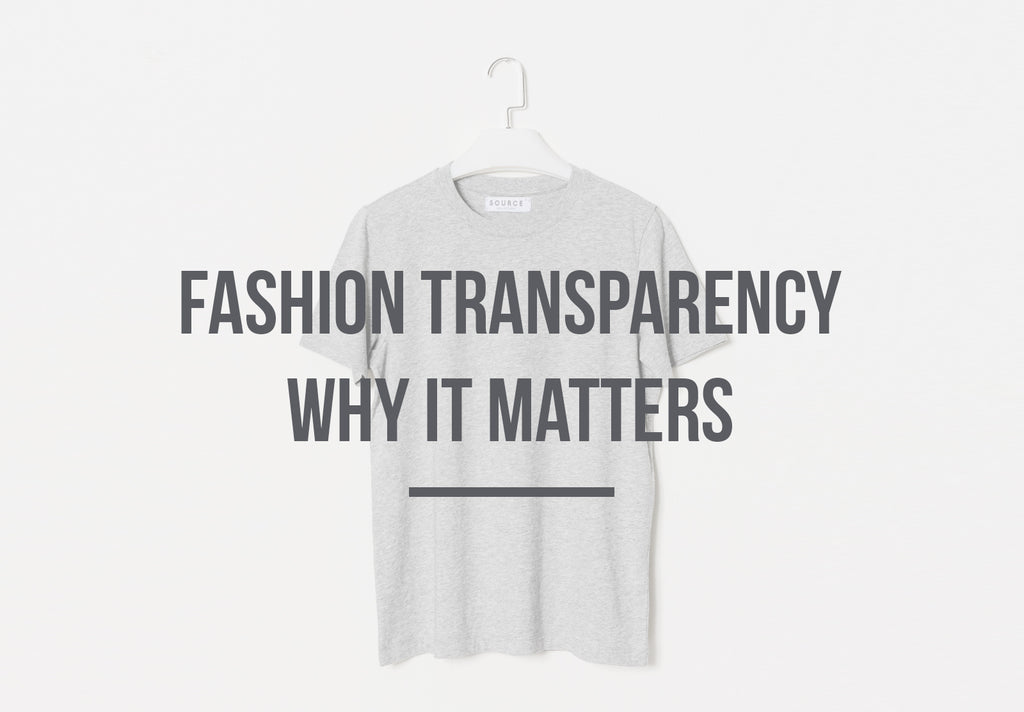 Transparency- Why It Matters