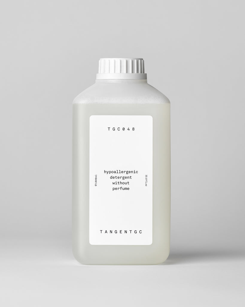 TANGENT GC - TGC048 hypoallergenic detergent without perfume