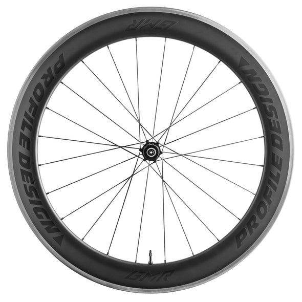 GMR 50/65 Carbon Tubeless Rim-Brake Wheelset