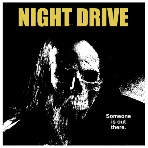 NIGHT DRIVE merch