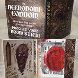 """Necronomi-Condom"" (Pre-order Shipping in April)"