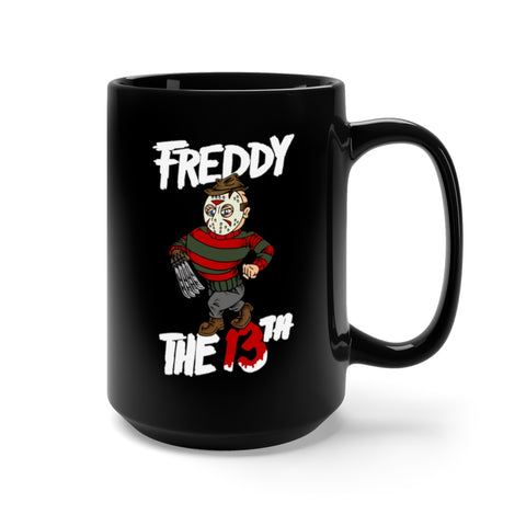 Freddy The 13th Mug