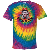 """DRUG BLOOD"" Tie Dye T-Shirt"