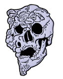 """The Elephant Man"" Skull Enamel Pin"