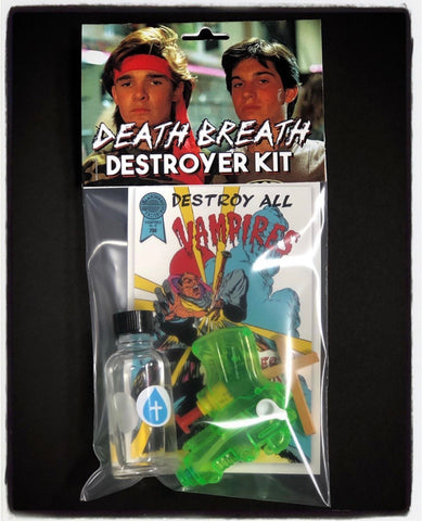 """Death Breath"" Destroyer Novelty Kit"