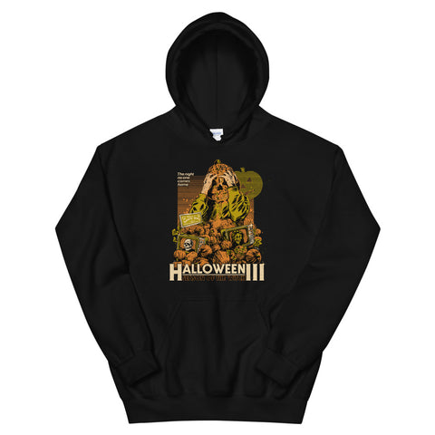 H3 Unisex Hooded Sweatshirt