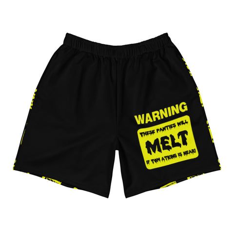 Tom Atkins Melting Unisex Shorts