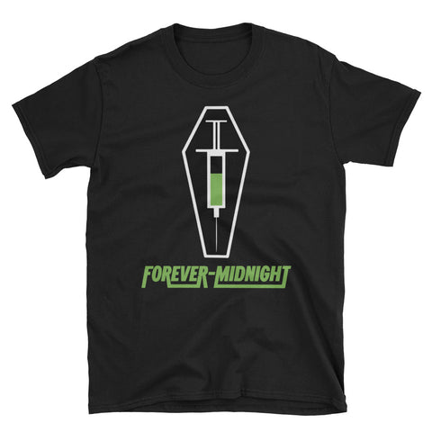 """Forever Midnight Coffin"" V1 Shirt"