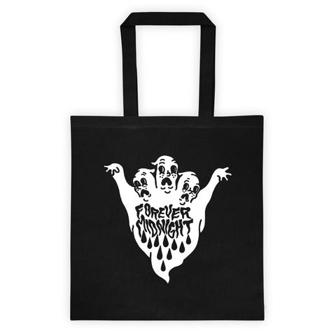 """FM3 Ghost"" Tote Bag"