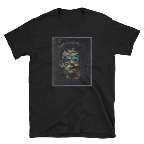 """Neon Leatherface"" T-Shirt"