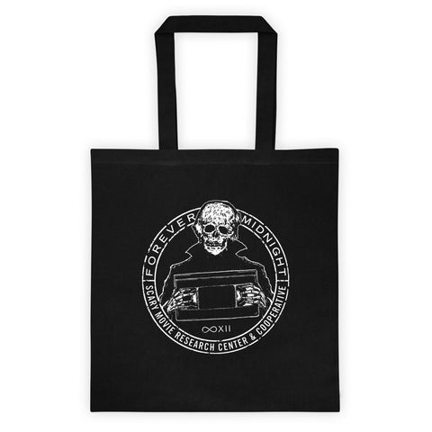 """Scary Movie Research Center"" Tote bag"