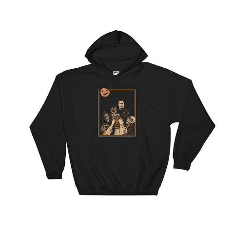 """Season of Evil"" Hooded Sweatshirt"