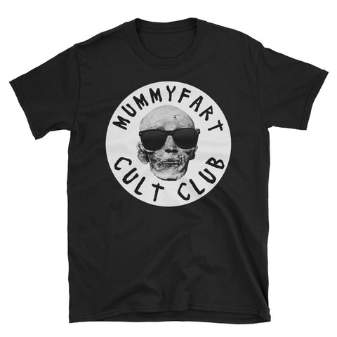 """Cult Club Circle"" Mummyfart Shirt"