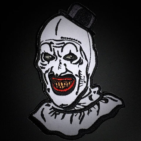 "Official ""Art the Clown"" Patch"