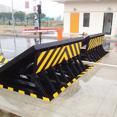 SecuPost, Anti-Terreur Road Blocker, DOS certificering, 8714199513020