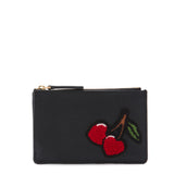 Cherry Lottie Pouch by Lulu Guinness