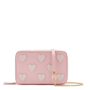 Hearts Lydia in Blossom by Lulu Guinness