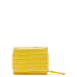 Lip Pin Lewis Wallet in Dandelion by Lulu Guinness