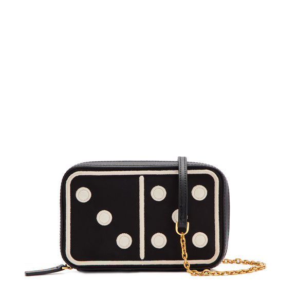 Dominoes Lydia by Lulu Guinness