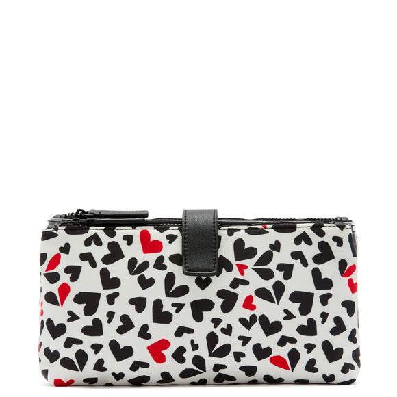 Cut Out Hearts Double Make Up by Lulu Guinness