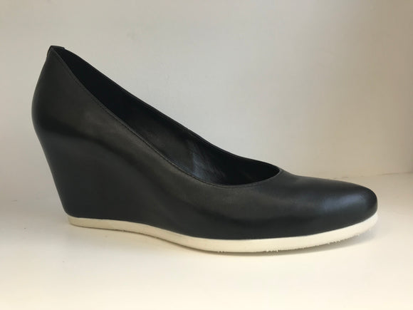 Fee Black Wedge by Hogl