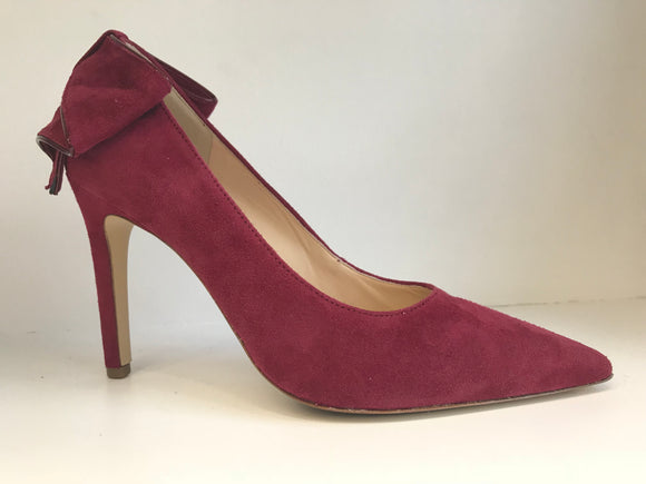 LINDA Raspberry Suede by Hogl