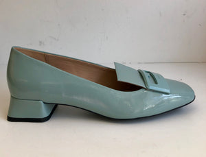 9469ed04190 Vivyanne in Lt Green Patent by Geox – Ruby Tuesday Shoes