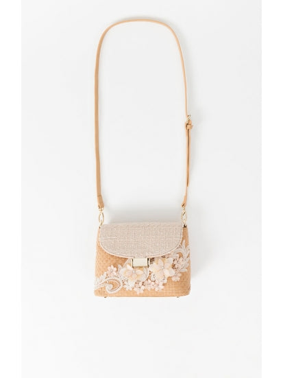 Ophelia Bag in Natural by Pia Rossini