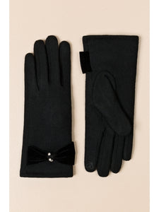 Sasha Glove in Black by Pia Rossini