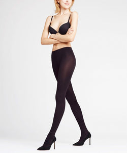 Falke Seidenglatt 70 Tights Black