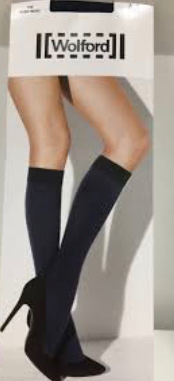 Yve Knee-Highs by Wolford