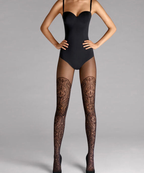 Henna Sparkle Tights