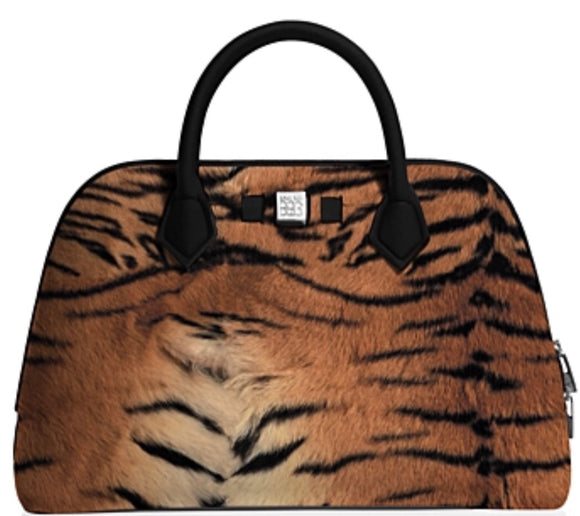 Princess Midi Printed in Tiger by Save My Bag