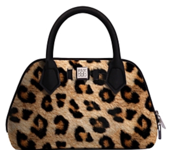 Princess Mini Printed in Leopard by Save My Bag