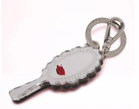Dressing Table Keyring by Lulu Guinness